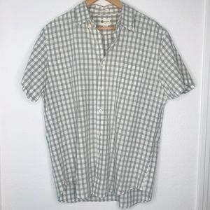 J. Crew | Men's Button Down Shirt 100% Cotton L